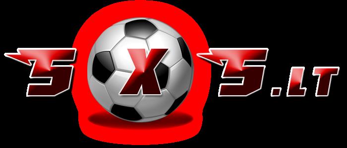 5×5.lt vaikų futbolo lyga